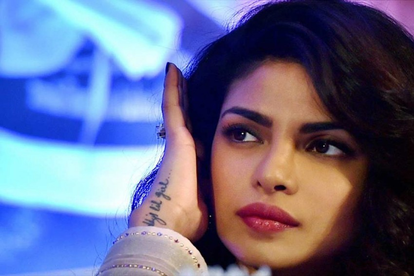 Priyanka Chopra's Advice To Women: 'Stop Self-Doubting, Love Yourself, You're Your Best Friend'