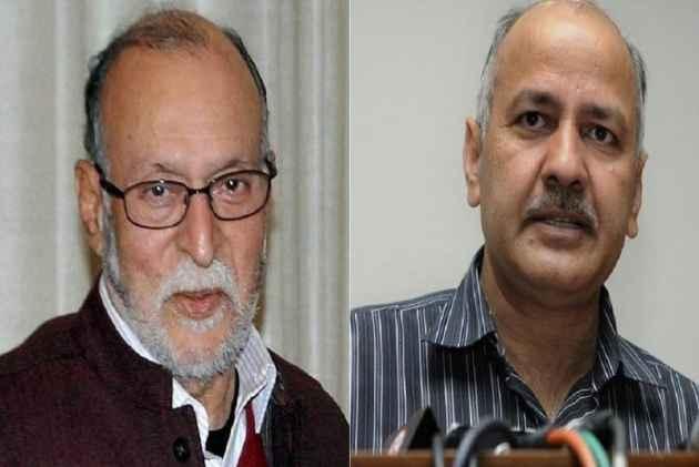 LG Transfers 3 Bureaucrats, AAP Govt Cries Foul