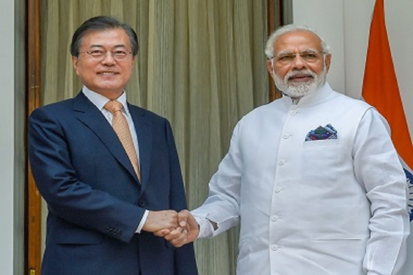 India Is A Stakeholder In Korean Peace Process: PM Modi