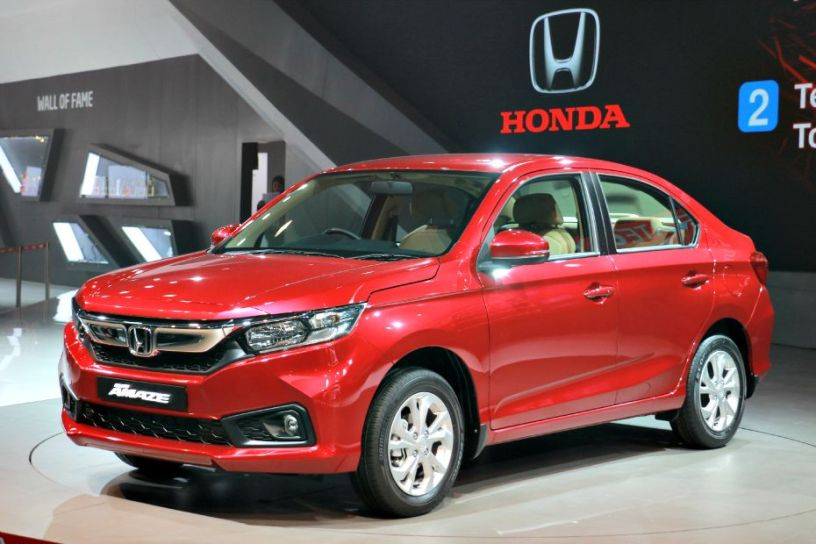 2018 Honda Amaze, City, WRV Prices To Be Hiked From 1st August