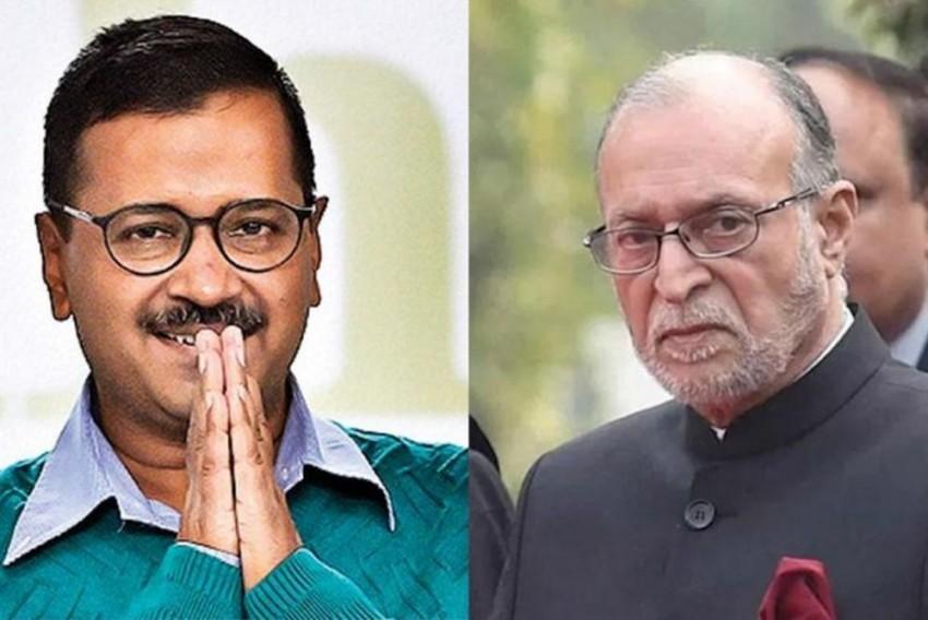 SC Agrees To Hear Next Week AAP's Plea On Delhi Govt-LG Power Tussle