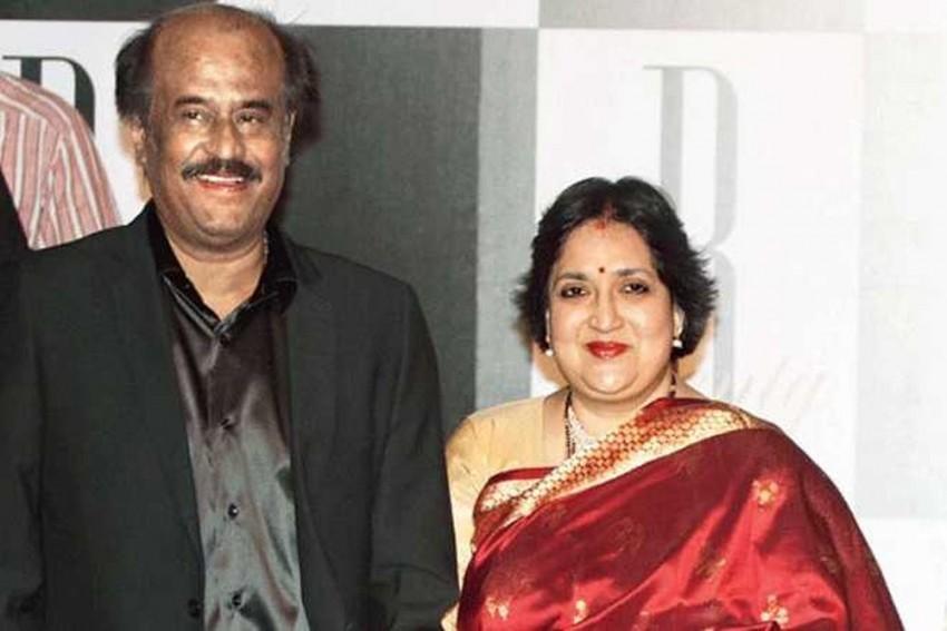 Rajinikanth's Wife Latha To Face Criminal Proceedings, SC Sets Aside Karnataka HC's Order
