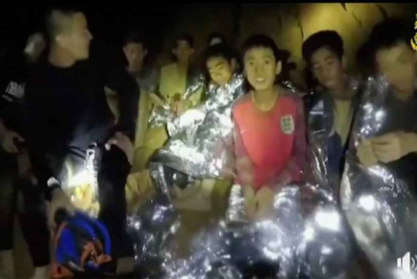 FIFA Says Rescued Thai Boys Won't Attend World Cup Final