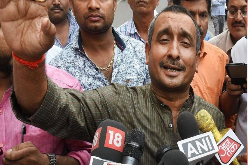 Unnao Rape Case: CBI Files Chargesheet Against BJP MLA Kuldeep Singh Sengar