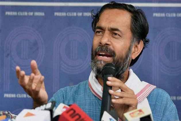 Raid At Yogendra Yadav Family: IT Dept Seizes Rs 27 Lakh, Transaction Receipts Of Rs 15 Cr