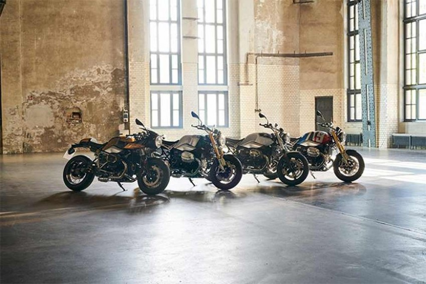 BMW Motorrad Updates Its Lineup For 2019