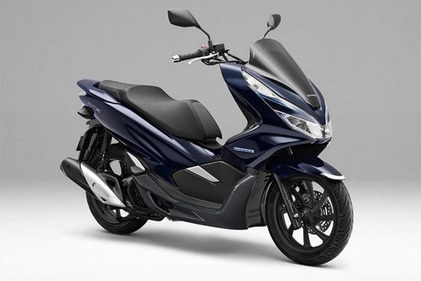 Honda To Launch PCX Hybrid In Japan