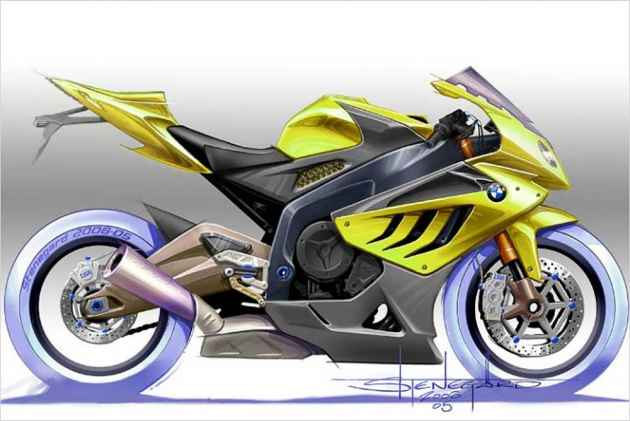 A New Bmw S 1000 Rr For 2019
