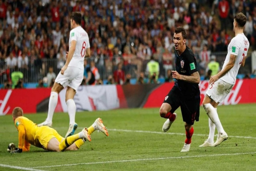 Croatia Beat England To Reach First-Ever FIFA World Cup Final