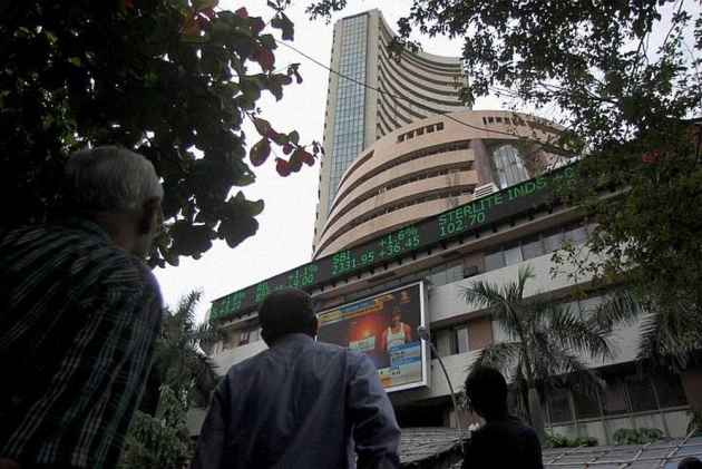 Sensex Rallies 400 Points To Hit Record High As Reliance Industries Shares Surge 5%