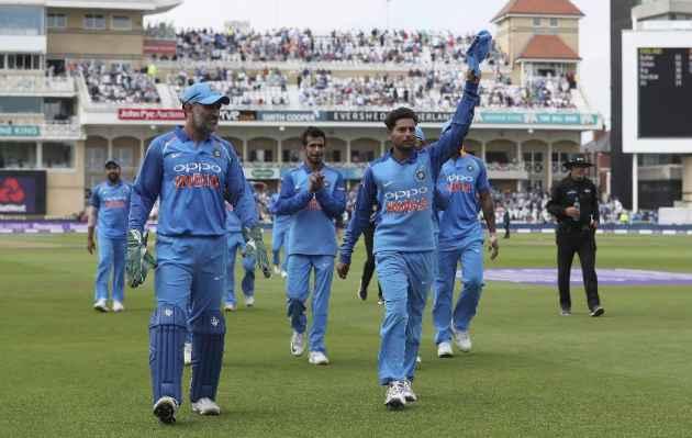 1st ODI: India Outclass England By 8 Wickets