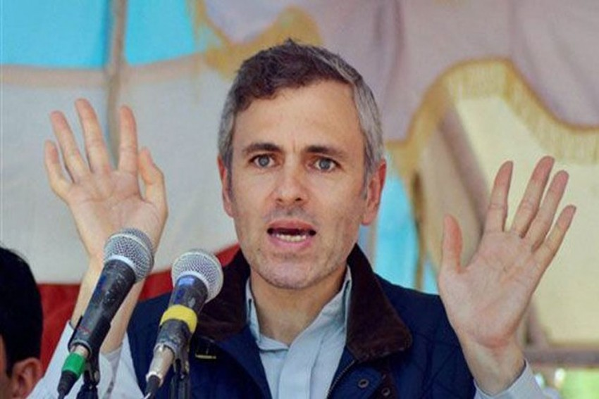 Not One New Militant Will Be Created With PDP Break-Up: Omar On Mufti's Remark