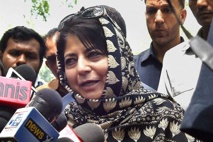 If New Delhi Tries To Break PDP, There Will Be Consequences, Warns Mehbooba Mufti