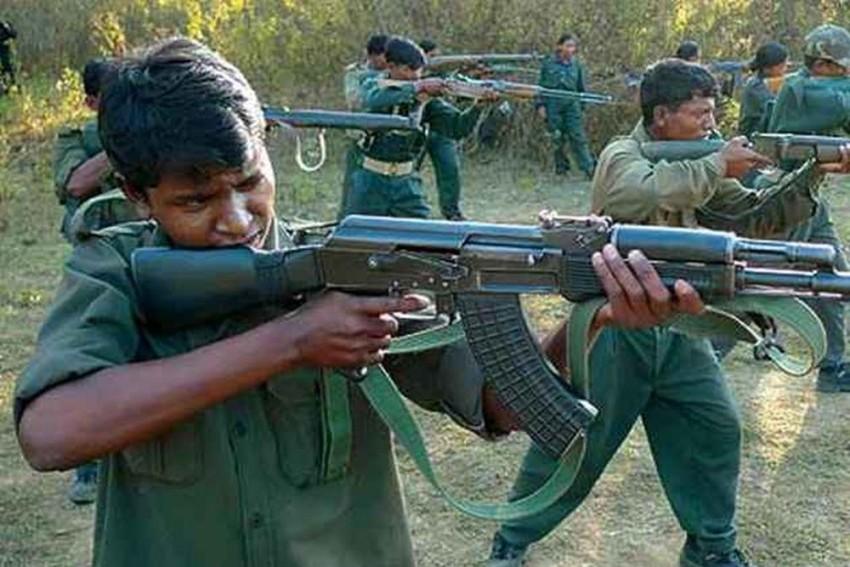 Woman Naxal Killed In Encounter In Sukma