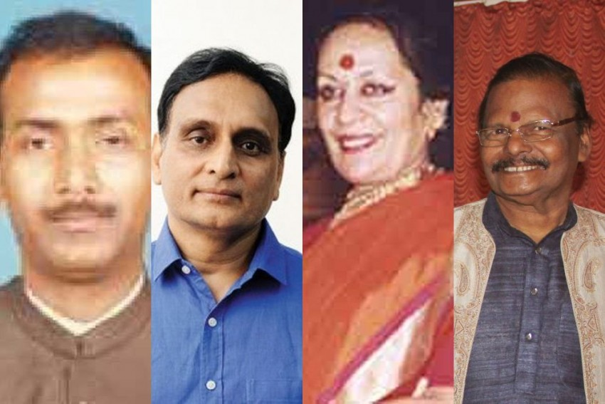 Who Are These Four Personalities Nominated To Rajya Sabha By President