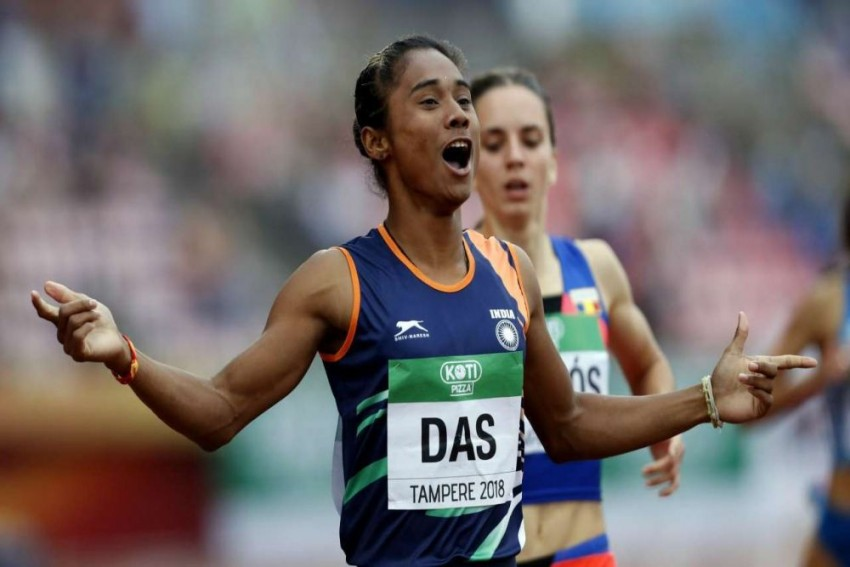 The Importance Of Being Hima Das, India's New Athletics Sensation