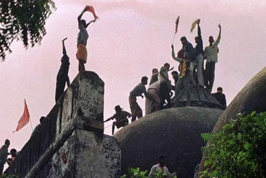 Babri Masjid Destroyed By 'Hindu Taliban', SC Told