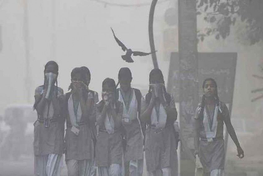 Delhi's Air Pollution Killed 15,000 People In One Year