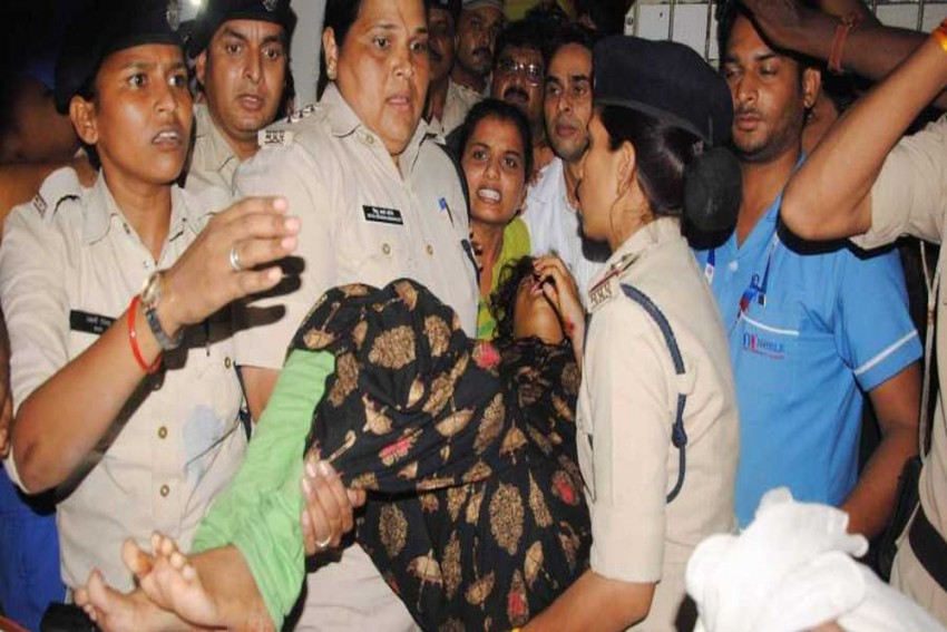 12-Hour Hostage Drama In Bhopal Ends, Woman With Injuries In Neck And Hand Rescued