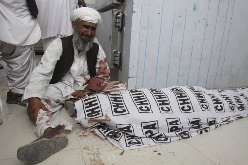 133 Killed, More Than 125 Injured In Twin Election-Related Blasts In Pakistan