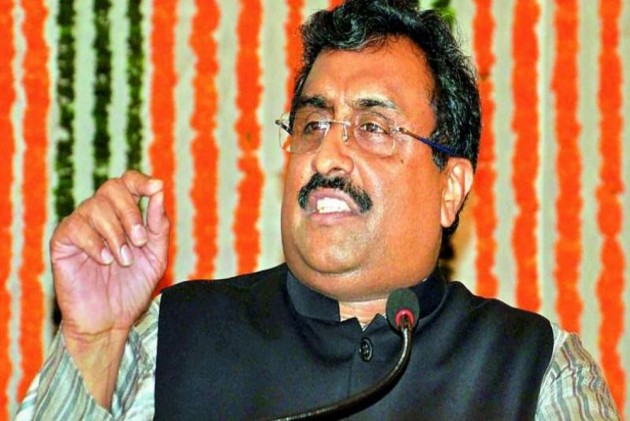 Mehbooba Mufti Lying, She Must Learn To Manage Her Party First: Ram Madhav