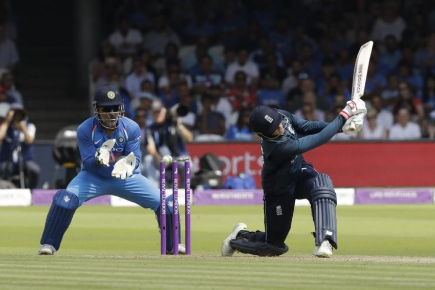 Root's Ton Helps England Score 322/7 Against India In 2nd ODI