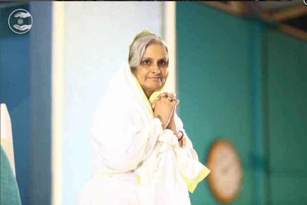 Sister Sudiksha declared head of Sant Nirankari Mission