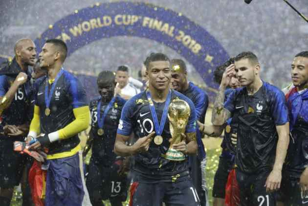 France's FIFA Win An End Of Immigration Debates?