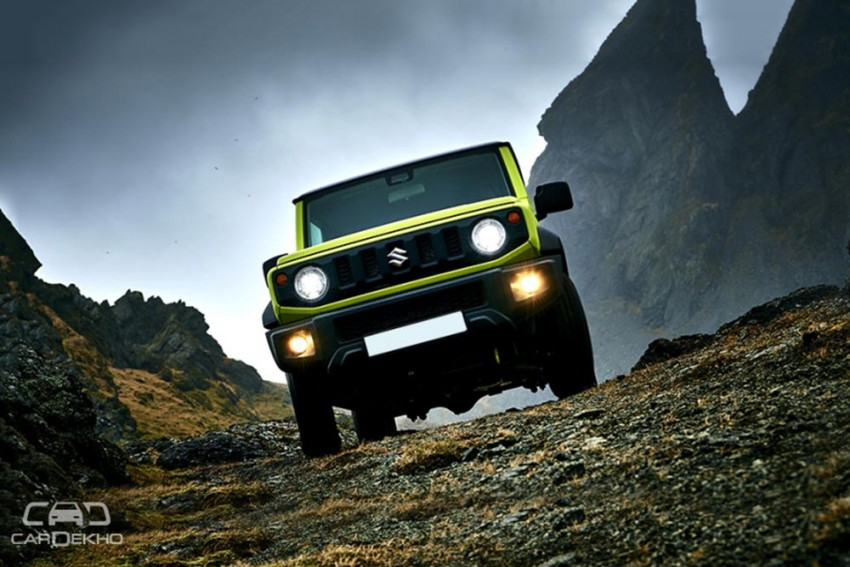 5 Features That Make The 2018 Suzuki Jimny A True Off-Roader