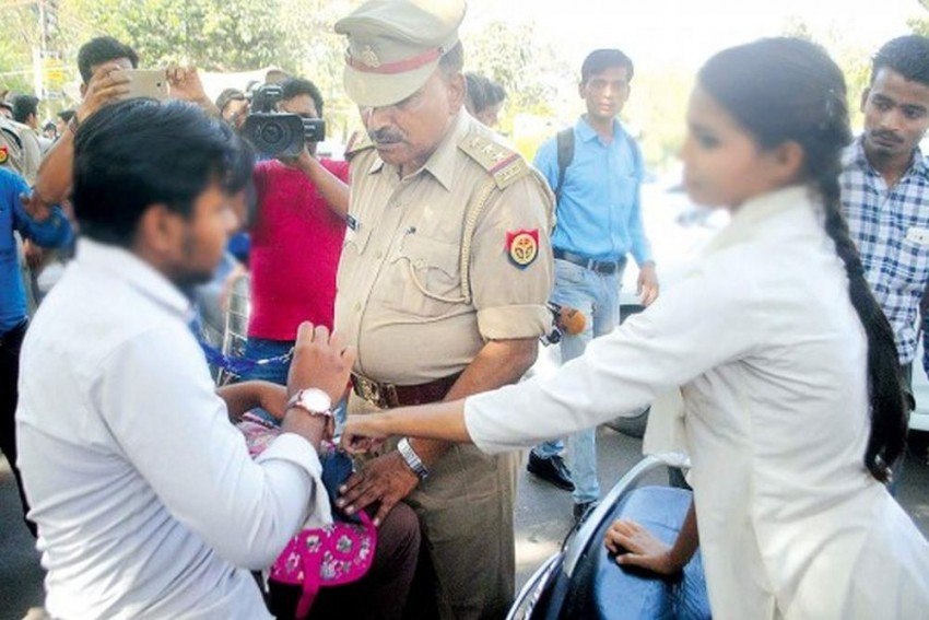 Over 4000 People Arrested Till Date Under Anti-Romeo Campaign In UP