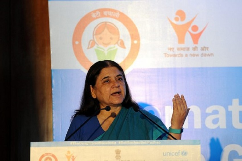 Maneka Gandhi Orders Inspection Of 'Missionaries Of Charity' Child-Care Homes