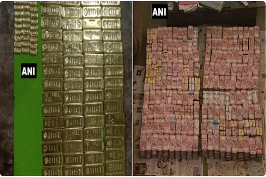 Rs 163 Crore Cash, 100 Kg Gold Seized After Raids At Tamil Nadu Construction Firm