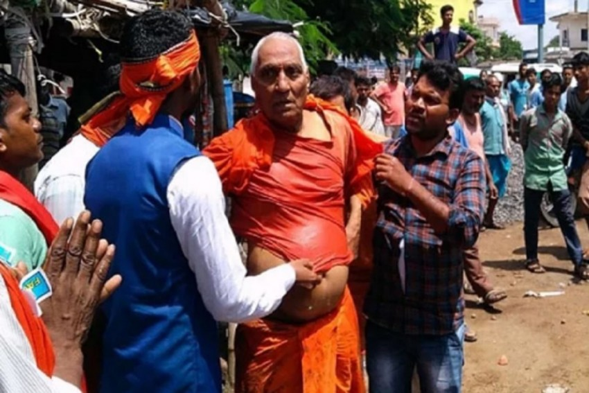 Swami Agnivesh Blames RSS, BJP Yuva Morcha For Mob Attack