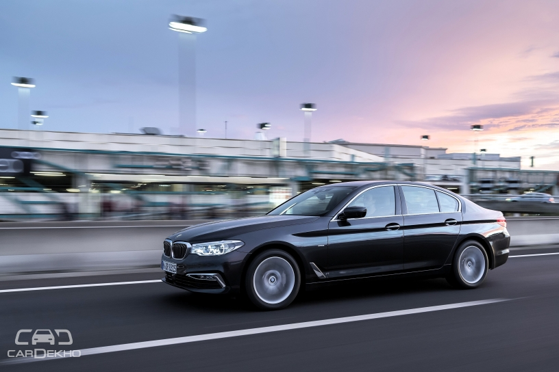 BMW India Announces Support For Flood-affected Car Owners In Mumbai
