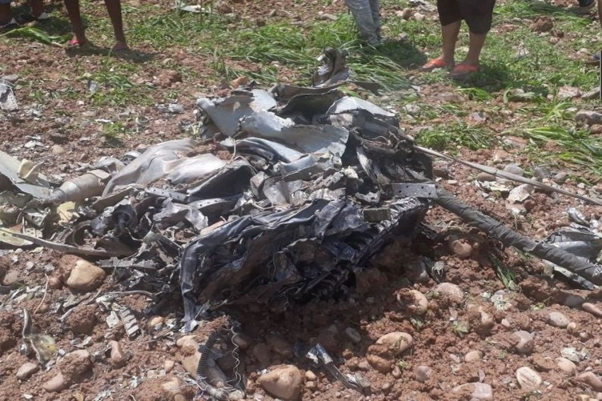 MiG-21 Fighter Jet Crashes In Himachal Pradesh's Kangra District, Pilot Killed