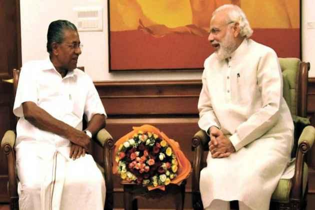 All-Party Delegation Led By Pinarayi Vijayan To Meet PM Modi Today