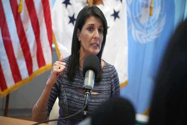 Human Rights Council Is United Nations' Greatest Failure, Says Nikki Haley