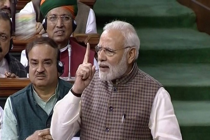 No-Trust Vote Against Modi Govt Today: Here's How Things Stand In Lok Sabha