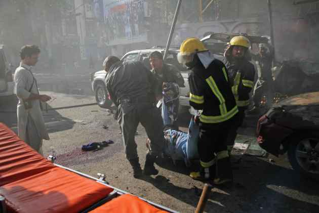 Afghanistan: Sikhs, Hindus Among 20 Killed In Jalalabad Suicide Attack
