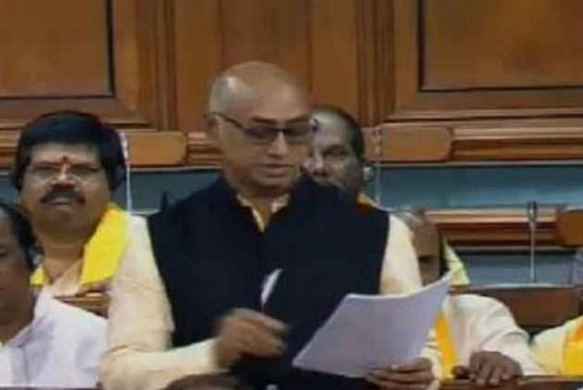 Who Is Jayadev Galla, The Millionaire MP Who Initiated TDP's No Trust Vote In Lok Sabha