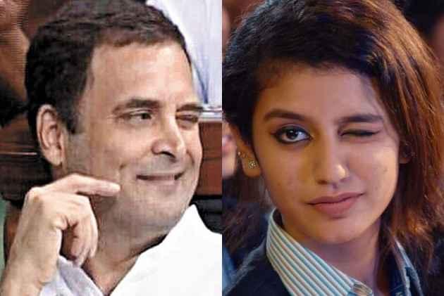 What Priya Varrier Has To Say On Rahul Gandhi's Wink