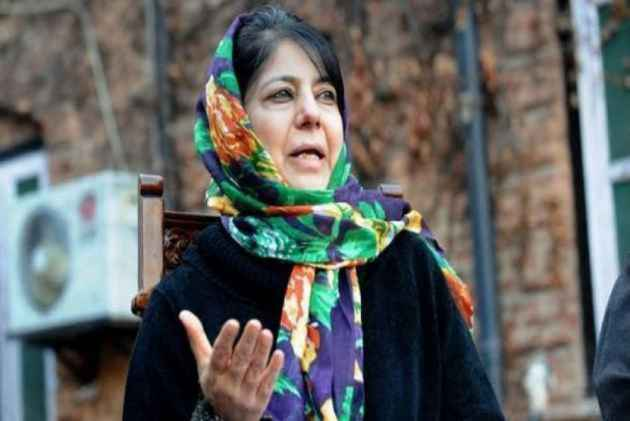 Mehbooba Says Centre Using NIA To Break PDP
