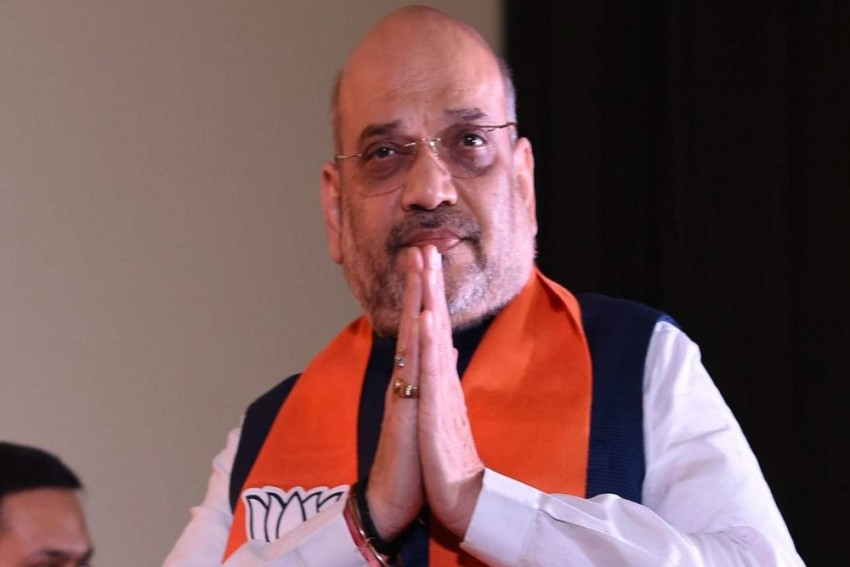 Prepare To Fight 2019 Alone: Amit Shah Tells BJP Workers On Rift With Shiv Sena