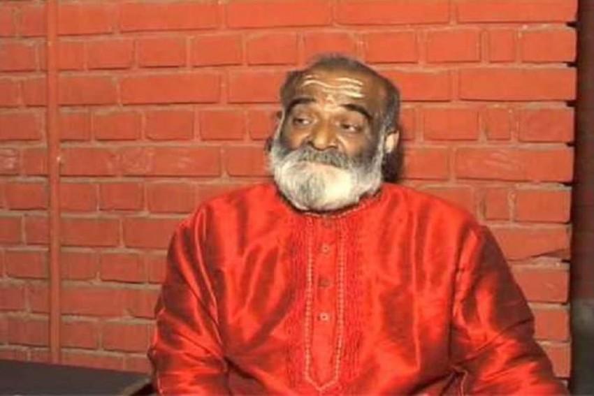 RJD Expels Shankar Charan Tripathi For Criticising Rahul Gandhi's Hug To Modi