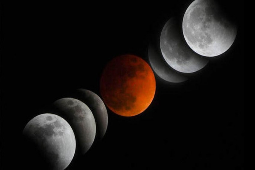 Deep Red Blood Moon On July 27 To Be The 'Longest Lunar Eclipse Of The Century', Say Experts