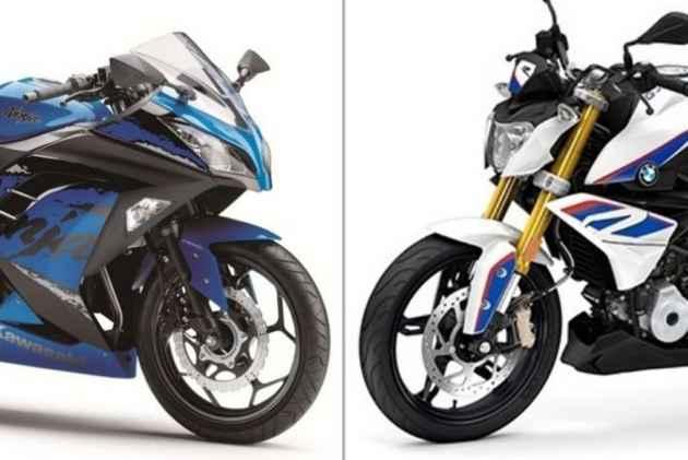 Bmw G 310 R Vs 2019 Kawasaki Ninja 300 Same Price Different Deals