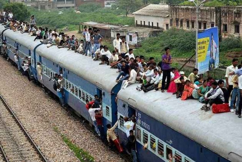 Four Killed, Three Injured After Falling Off Train In Chennai