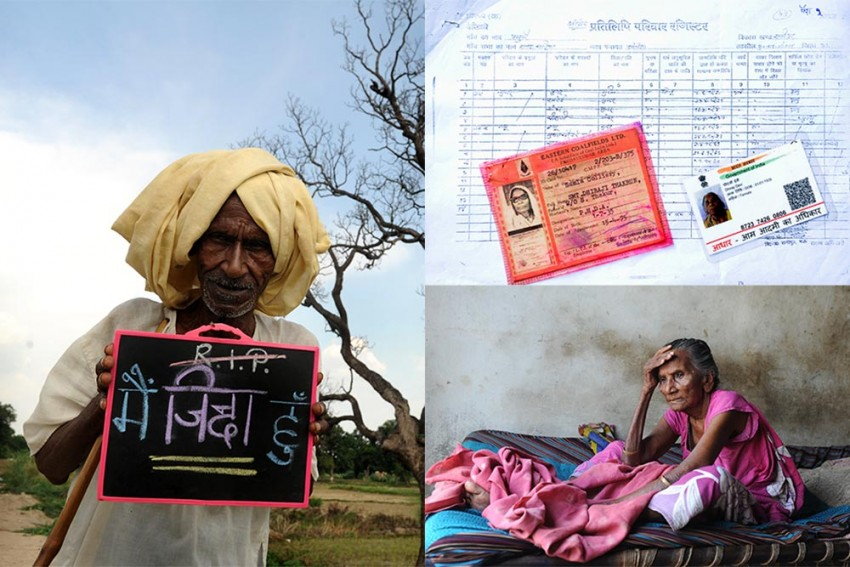 In UP's Azamgarh, 'Living Dead' Have A Long Legal Battle To Fight