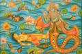 The Mahabharata In 100-Odd Murals