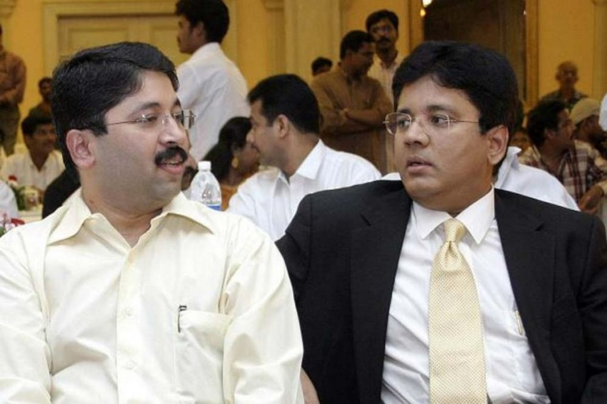 Madras HC Sets Aside Order Discharging Maran Brothers In Telephone Exchange Case